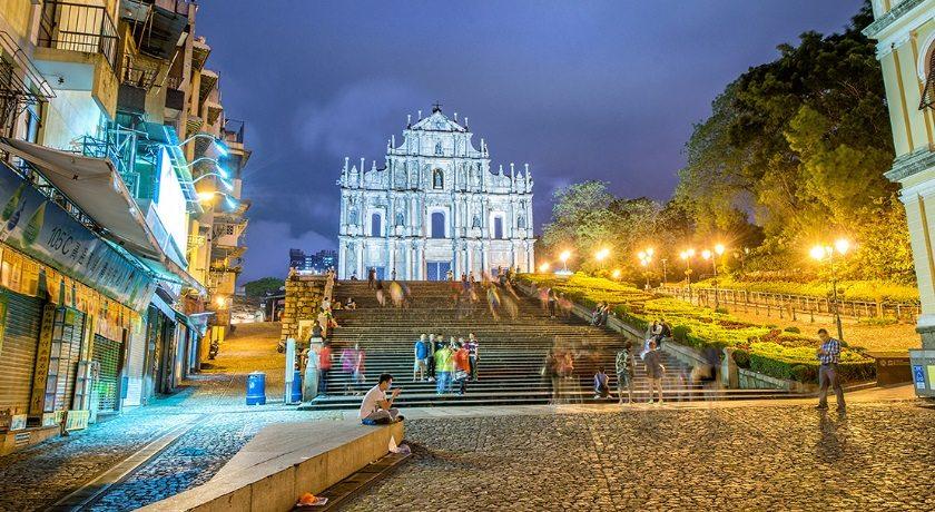 Viagem a Macau