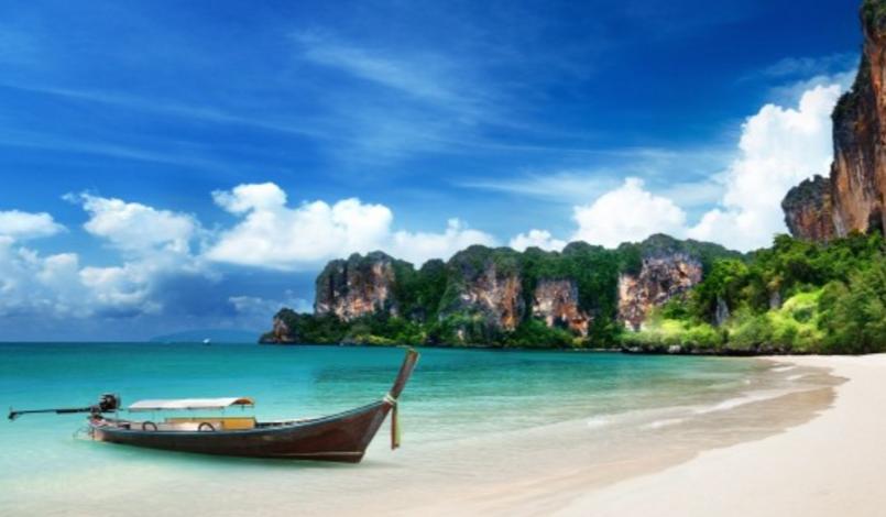 Passagem de ano Tailândia
