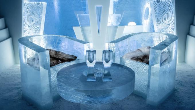 Hotel de Gelo